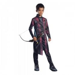 Disfraz de Ojo de Halcón Vengadores: La Era de Ultrón para niño - Imagen 1