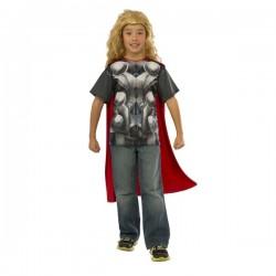Kit disfraz Thor Vengadores: La Era de Ultrón para niño - Imagen 1