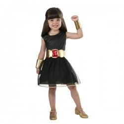 Disfraz de la Viuda Negra Marvel para niña - Imagen 1