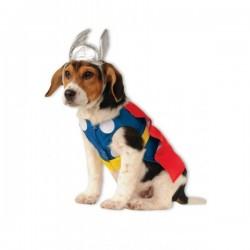 Disfraz de Thor para perro - Imagen 1