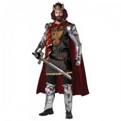 Disfraz de Rey Arturo para hombre - Imagen 1
