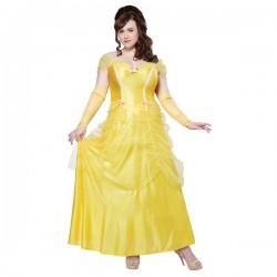 Disfraz de Bella para mujer talla grande - Imagen 1