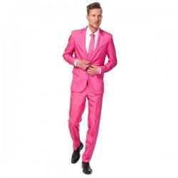 Traje Solid Pink Suitmeister - Imagen 1