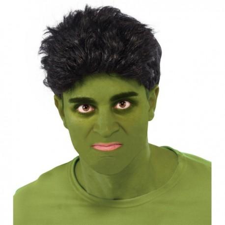 Peluca Hulk Vengadores: La Era de Ultrón para adulto - Imagen 1