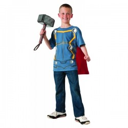 Camiseta de Thor Marvel para niño - Imagen 1