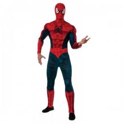 Disfraz de Spiderman Marvel deluxe para adulto - Imagen 1