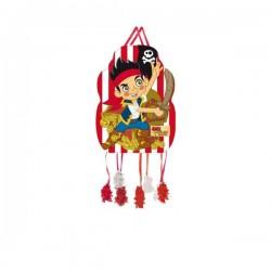 Piñata perfil Jake y los piratas del nunca jamás - Imagen 1