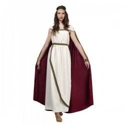 Disfraz de reina troyana para mujer - Imagen 1