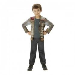 Disfraz de Finn Star Wars Episodio 7 deluxe para niño - Imagen 1