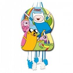 Piñata silueta Hora de Aventuras - Imagen 1