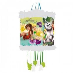 Piñata viñeta y antifaz  Disney Fairies - Imagen 1
