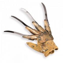 Guante de metal de Freddy Krueger Deluxe - Imagen 1