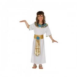 Disfraz de egipcia milenaria para niña - Imagen 1