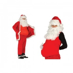 Barriga de Papá Noel - Imagen 1