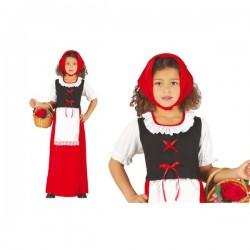 Disfraz de pastorcita clásica para niña - Imagen 1