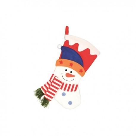 Bota de muñeco de nieve 47 cm - Imagen 1