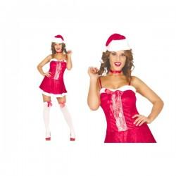 Disfraz de Mamá Noel sexy para mujer - Imagen 1