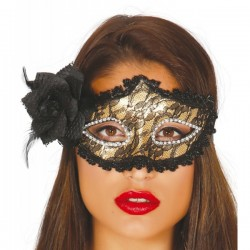 Antifaz chica de lujo para mujer - Imagen 1