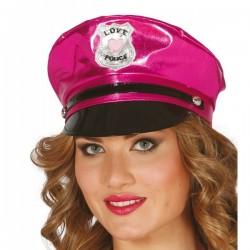 Gorro de policía sexy para mujer - Imagen 1