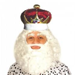 Corona de rey para hombre - Imagen 1