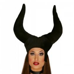 Sombrero de maléfica para mujer - Imagen 1