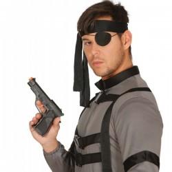 Pistola de detective negra - Imagen 1