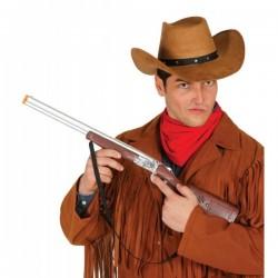 Rifle de vaquero valiente - Imagen 1
