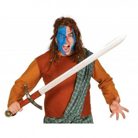 Espada medieval guerrera 120 cm - Imagen 1