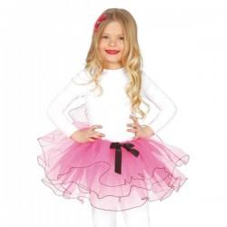 Tutú rosa para niña - Imagen 1