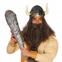 Mazo de bárbaro guerrero 66 cm - Imagen 1