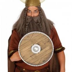 Escudo de vikingo guerrero 40 cm - Imagen 1