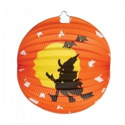 Farol de bruja Halloween - Imagen 1