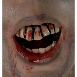 Dientes Zombie The Walking Dead Adulto - Imagen 1