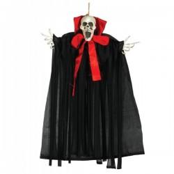 Colgante decorativo esqueleto vampiro - Imagen 1