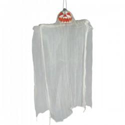 Colgante decorativo calabaza fantasma - Imagen 1