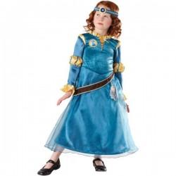 Disfraz de Mérida Brave Deluxe para niña - Imagen 1
