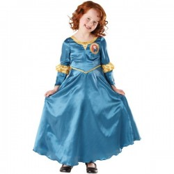 Disfraz de Mérida Brave Classic para niña - Imagen 1
