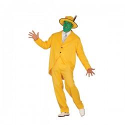 Disfraz de máscara bromista para hombre - Imagen 1