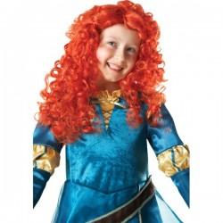 Peluca de Mérida Brave Classic para niña - Imagen 1