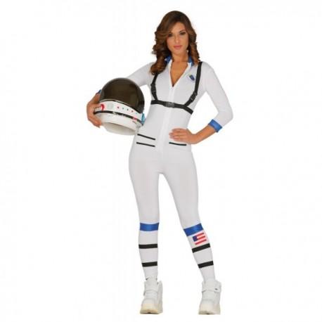 Disfraz de astronauta sexy para mujer - Imagen 1