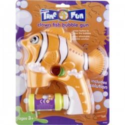 Pistola de pez payaso para burbujas - Imagen 1