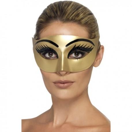 Antifaz de Cleopatra para mujer - Imagen 1