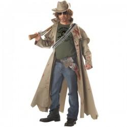 Disfraz de cazador de zombies - Imagen 1