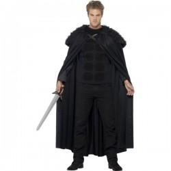 Disfraz de bárbaro medieval para hombre - Imagen 1