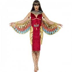 Disfraz de diosa Isis egipcia para mujer - Imagen 1