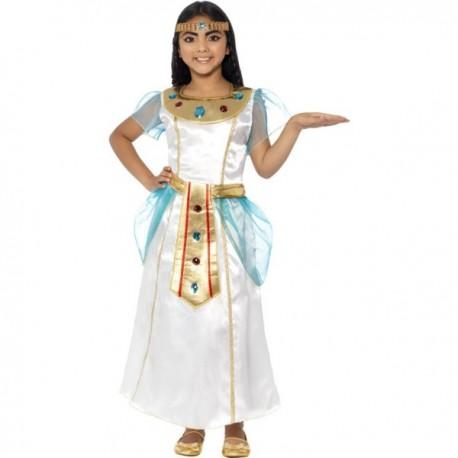 Disfraz de Cleopatra adorable para niña - Imagen 1