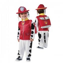 Disfraz Marshall Patrulla Canina para niño - Imagen 1