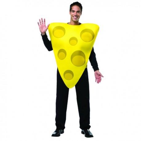 disfraces de queso