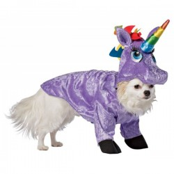 Disfraz de unicornio para perro - Imagen 1