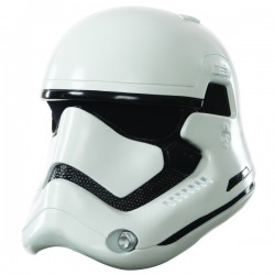 Casco de Stormtrooper Star Wars Episodio 7 para niño - Imagen 1